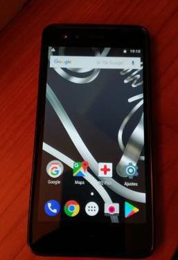 Smartphone bq aquaris x5 libre