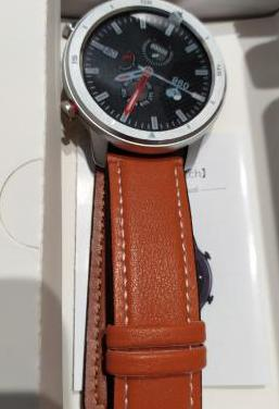 Smartwatch touch orange
