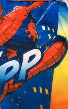 Toalla de manos spider-man