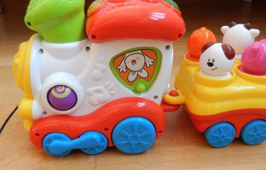 Tren musical bebé niño. chicco