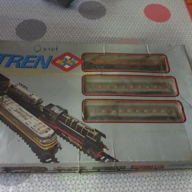 Tren de juguete 33 - coleccionismo