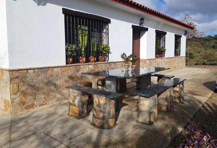Venta de Finca de olivos con vivienda nueva en Córdoba