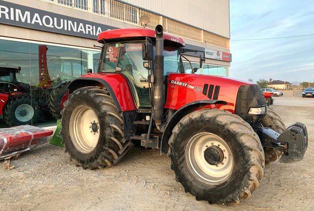 Venta de Tractor Case IH CVX 175 en Murcia
