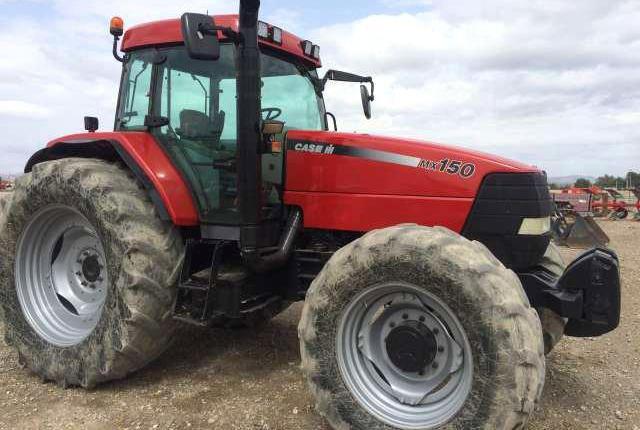 Venta de Tractor Case IH MX150 en Murcia
