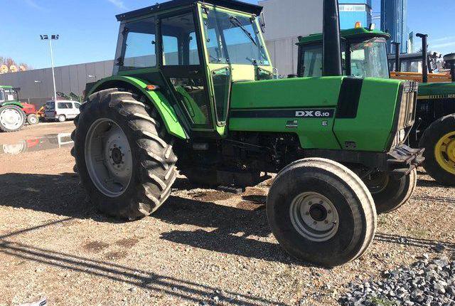 Venta de Tractor Deutz Fahr 6. 10 en Granada