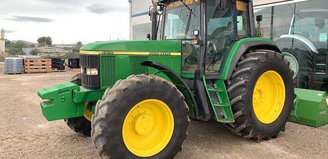 Venta de Tractor John Deere 6910 en Murcia