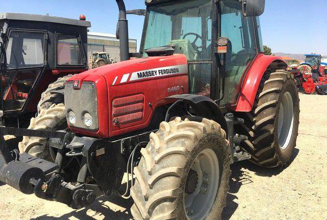 Venta de Tractor Massey Ferguson 5460 en Murcia
