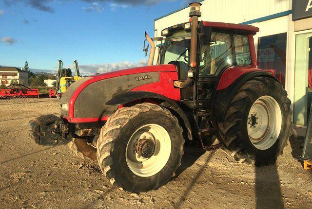 Venta de Tractor Valtra T190 en Murcia