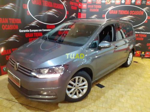 Volkswagen Touran 1.6TDI CR BMT ADVANCE DSG 110CV 7 PLAZAS