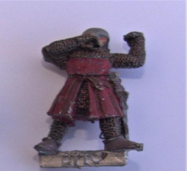 Warhammer de plomo. 10 soldados. fabricados en 1985