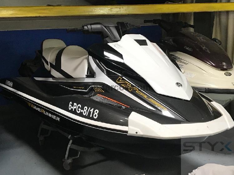 Yamaha vx ho cruiser 2018