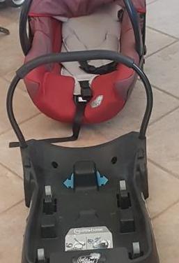 Cotxet porta bebè. bebé confort