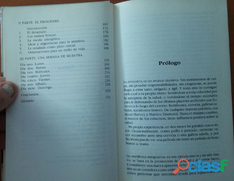LA ANTIDIETA. Libro de 232 páginas 4