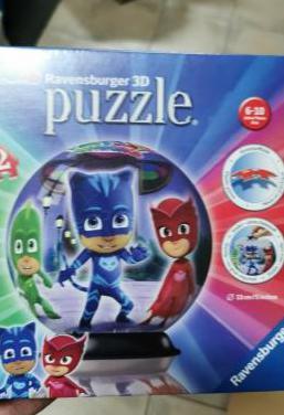 Puzzles nuevos