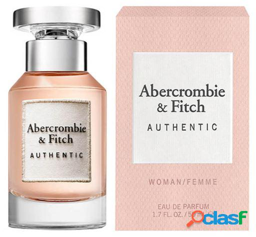 Abercrombie & fitch eau de parfum authentic women 50 ml
