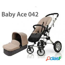 Cochecito baby ace travel system arena