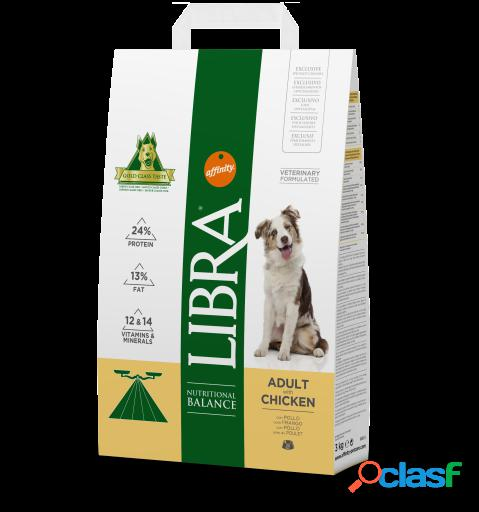 Libra dog pienso adult pollo 3 kg