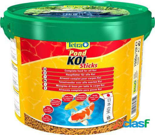Tetra pond koi sticks 10 l