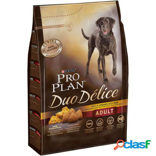 Pro plan pienso duo delice adult pollo 2.5 kg