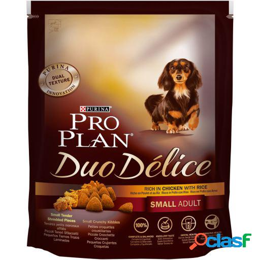 Pro plan duo delice small adult pollo y arroz 700 gr
