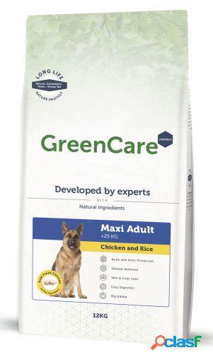 Greencare nutrition adult maxi pollo y arroz 3 kg