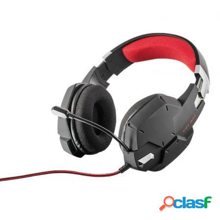 Auriculares diadema con microfono trust gaming gxt 322 dynamic - sonid