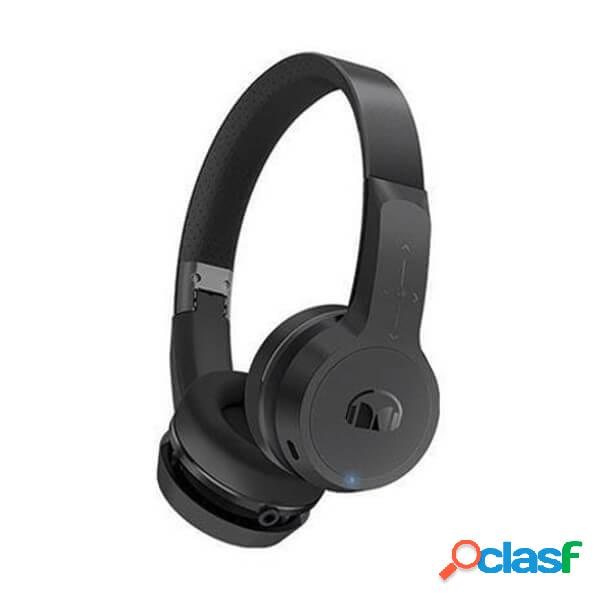 Auriculares bluetooth monster clarity designer negros