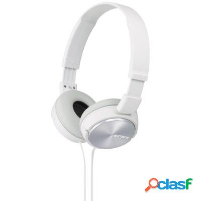 Auriculares estereo sony mdr-zx310 blanco
