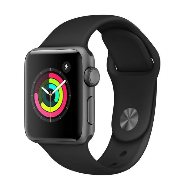 Apple Watch Series 3 (GPS) 38 mm Space Grey