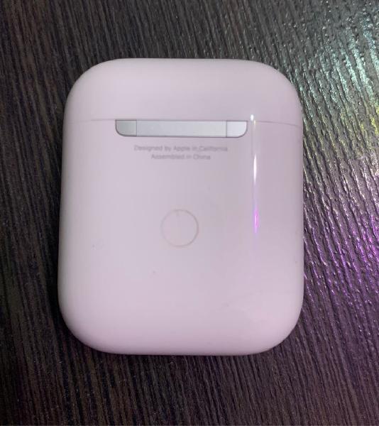 Apple caja carga inalámbrica