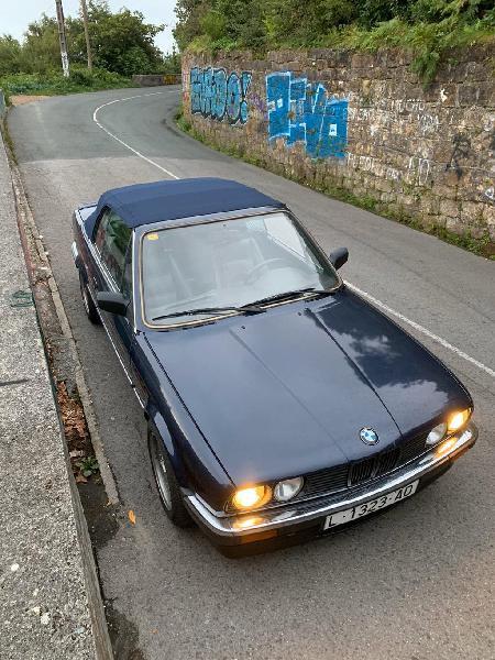 Bmw 325 cabrio e30 1988