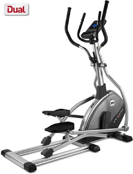 Bicicleta elíptica pro bh fitness tfc 19 dualplus