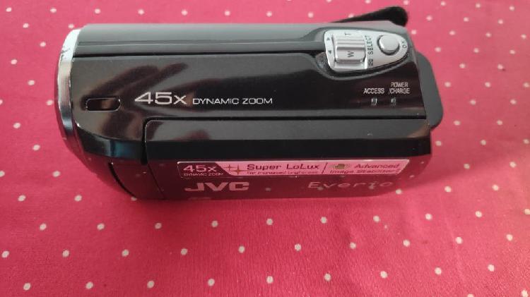 Cámara de vídeo jvc everio modelo gz-ms1