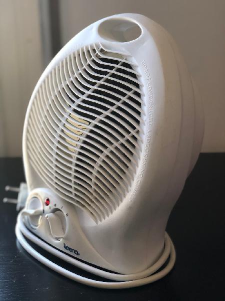 Calefactor eléctrico 2000w