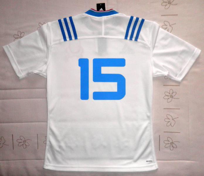 Camiseta original adidas rugby italia