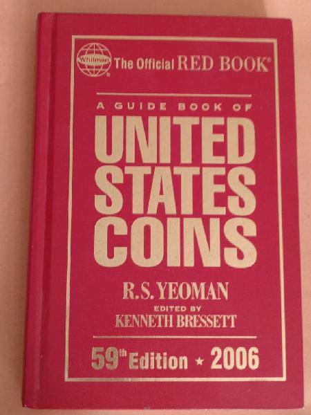 Catálogo de monedas de ee.uu. 1652-2006