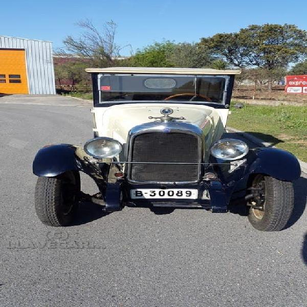 Citroen b-14 cabriolet 1928