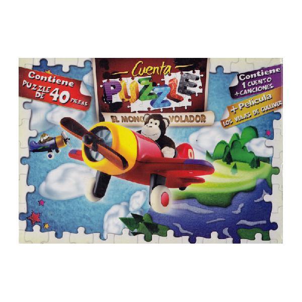 Cuenta Puzzle - El Mono Volador