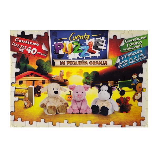 Cuentas Puzzle - Mi pequeña granja