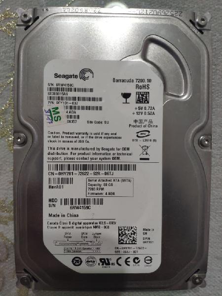 """Disco duro 3.5"""" distintas marcas, tamaños y precio"""
