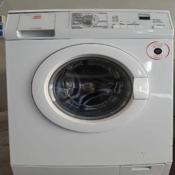 Envio 06-09 abril. lavadora aeg 6kg 1000 rpm. a+.