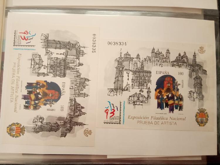 Exposición filatélica 1993