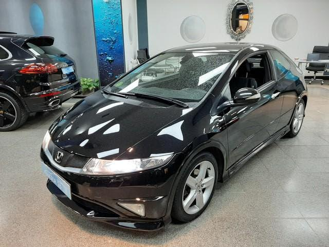 Honda civic 2.2 i-ctdi type s 103 kw (140 cv)