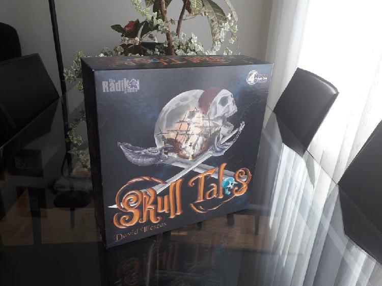 Juego mesa skull tales
