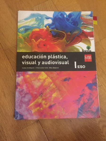 Libro plástica 1 eso editorial sm