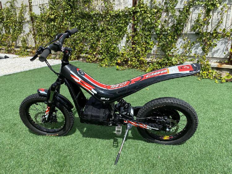 Moto trial oset 16