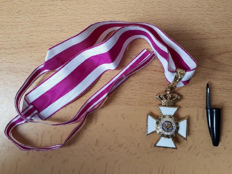 Medalla premio a la constancia militar