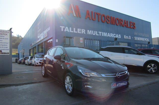 Opel astra 2016 1.6 cdti 110cv