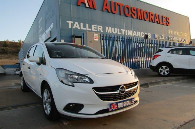 Opel corsa 2016 1.3cdti