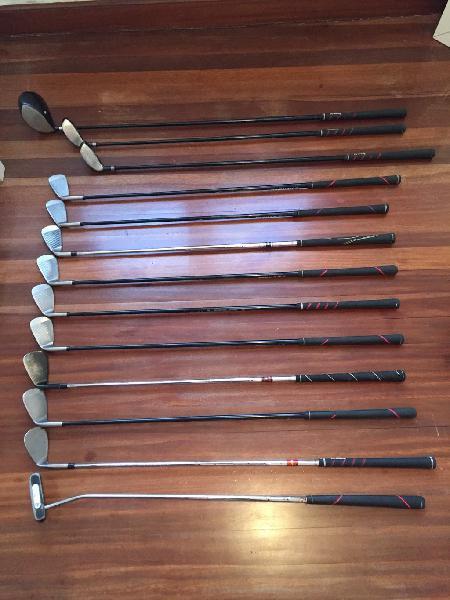 Palos de golf juego completo